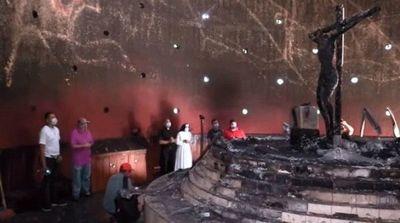 Obispos latinoamericanos se solidarizan y condenan atentado en catedral de Nicaragua