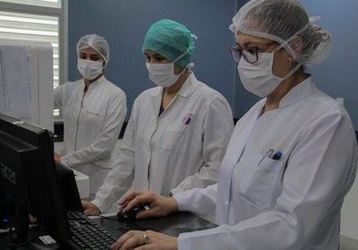 Nueve funcionarios del Laboratorio Central dan positivo a Covid-19