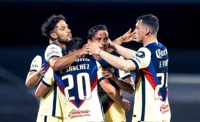 HOY / Los paraguayos del América se hacen presente en el marcador