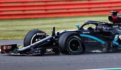 Infartante definición del GP de Gran Bretaña en la Formula 1