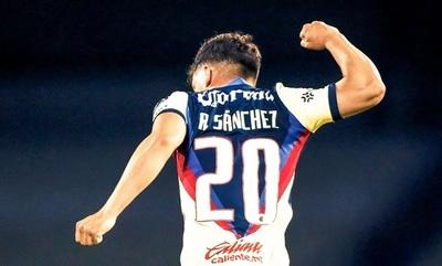 """El """"Cachorro"""" Sánchez hizo un gol para ver una y otra vez"""