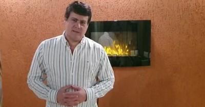 """Vídeo: Primo de Rodolfo Friedmann exige que aclare situación """"en nombre de su abuelo"""""""