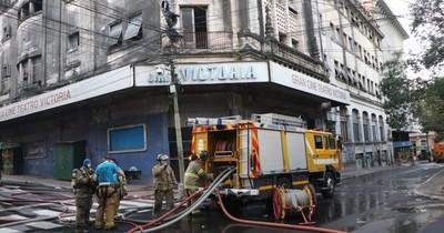 Dueños del excine Victoria se exponen a sanciones penales si no conservan edificio, señala SNC