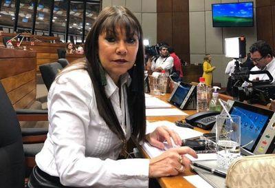 Audio de la Diputada Celeste Amarilla: modelo de Marito es el general Alfredo Stroessner