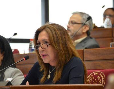 Audio de la senadora Zulma Gómez: El Gobierno no conoce a la gente de la frontera
