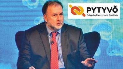Para el 20 de agosto se hará el desembolso total de Pytyvõ 2.0