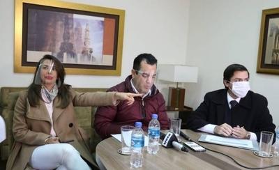 """HOY / Audio del primo de Friedman: """"Rodolfo  Inventó el vale para hacerse de efectivo"""""""