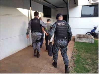 El ex vice Prefeito y ex Presidente de la Cámara de Ponta Porã fue preso con media tonelada de cocaína.
