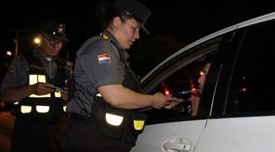 Caminera retuvo a 302 conductores que manejaban bajo los efectos del alcohol esta semana