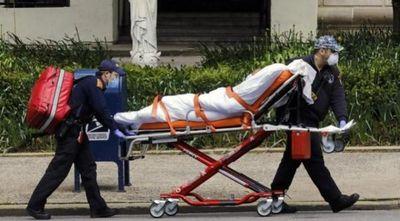 EE.UU. suma 4,66 millones de contagios y más de 154.800 muertes por COVID-19