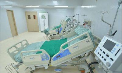 Con solo seis camas de terapia intensiva, Guairá enfrenta el Covid-19