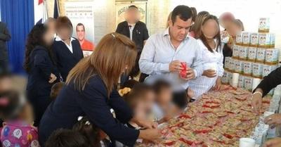 HOY / Intendentes apañan tragada de Friedmann con el almuerzo escolar