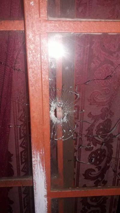 Desconocidos abren fuego contra una vivienda en Presidente Franco