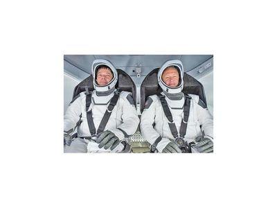 SpaceX trae de vuelta a casa a los astronautas de la NASA