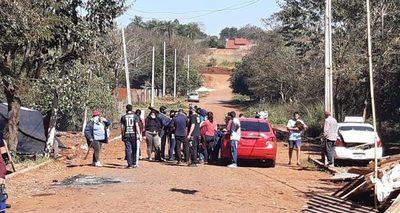 Más de 150 avivados invaden un terreno privado en Hernandarias – Diario TNPRESS