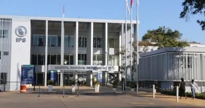 Guardia penitenciaria falleció por COVID-19 en Ciudad del Este