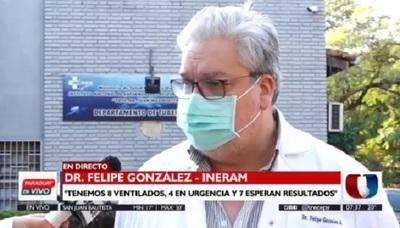 Terapia de INERAM tiene ocupación del 50%, confirma director