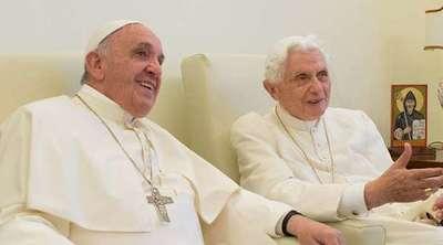 Afirman que Benedicto XVI está gravemente enfermo