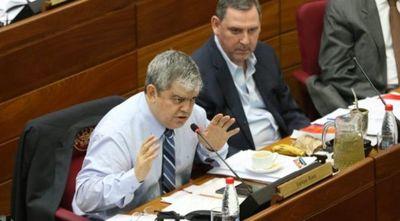 AUDIO: Algunos dirigentes quieren la unidad en la ANR solo por conveniencia, lamenta senador