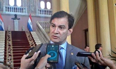 Silvio Ovelar admite que guste o no, se debe negociar con Cartes