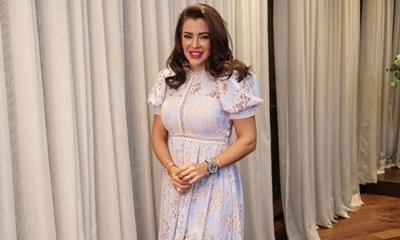 Marly Figueredo apareció en televisión tras la polémica que salpicó a su marido