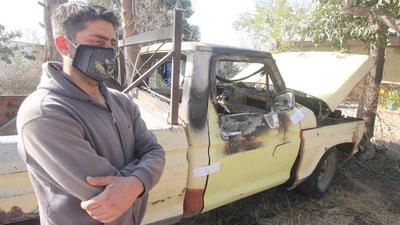 En Argentina: Le quemaron la camioneta a un fletero porque creían que tenía Covid-19