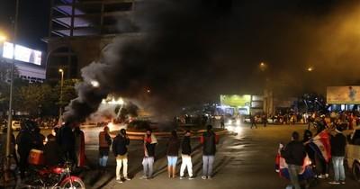 """Protesta en Ciudad del Este: """"Esta clase de reacción tiene la tendencia de propagarse"""""""