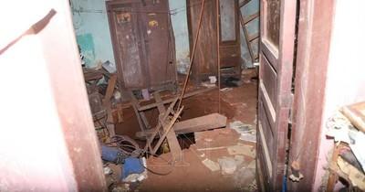 Fallece anciana tras caer en pozo realizado para buscar plata yvyguy