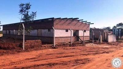 Itaipú financia construcción de unidades de salud en Luque y Capiatá • Luque Noticias
