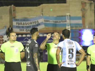 Duarte criticó la jugada de Otálvaro y el hecho con Leguizamón