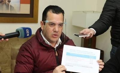HOY / Fiscalía allana la oficina de ESSA en Villarrica