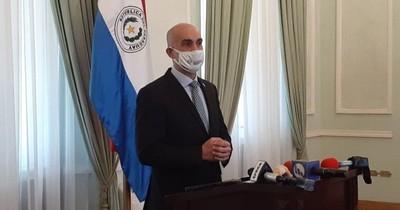 Salud restringe agenda de Abdo e insiste que el país está en riesgo