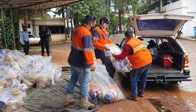 Amplían acciones a favor de familias vulnerables del Alto Paraná