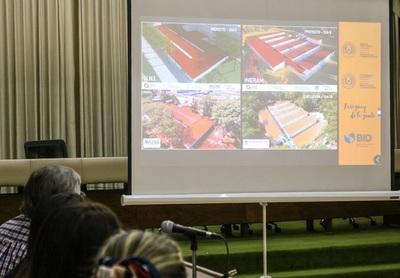 Salud prevé construir seis nuevos pabellones de contingencia para la lucha contra el COVID