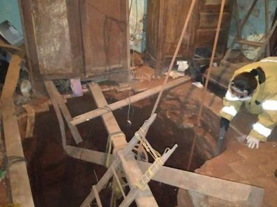 Doña muere tras caer a un pozo que llevaba cavando 10 años en busca de plata yvyguy