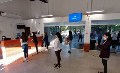 HOY / Ministerio de la Mujer brinda atención presencial a usuarias con agendamiento previo