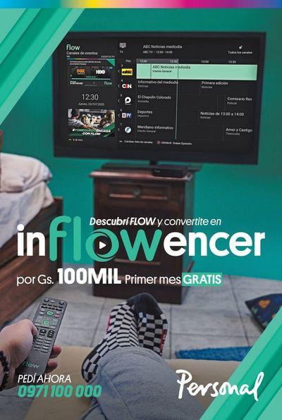 """""""InFLOWencers"""" es la nueva propuesta de Personal"""