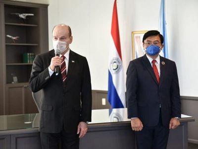 Líneas Aéreas Paraguayas podría ponerse en marcha, adelanta titular de Dinac