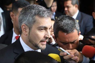 Covid-19: Recomiendan a Mario Abdo reducir actividades e insisten a la ciudadanía en extremar cuidados