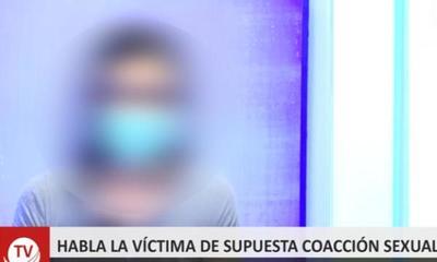 Víctima de coacción sexual en el IPS habla sobre lo ocurrido – Prensa 5