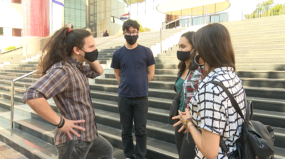 Estudiantes convocan a movilización para exigir arancel 0 a Diputados este 12 de agosto