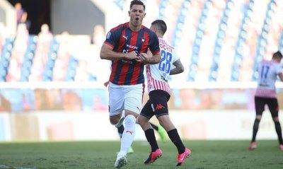 """""""Disfruto mucho estar en Cerro y quiero seguir metiendo goles"""""""