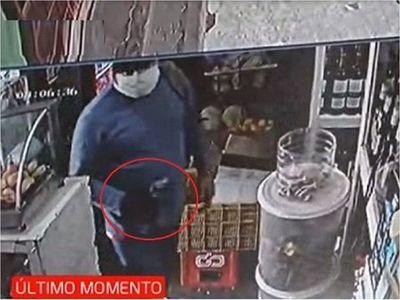Violento asalto a minisúper de Fernando de la Mora