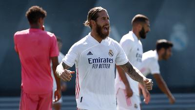 La piel 2020-2021 del Real Madrid