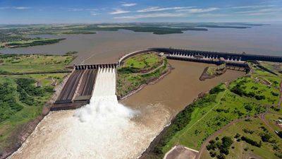 Nueva determinación del Itaipú para la navegabilidad del Río Paraná