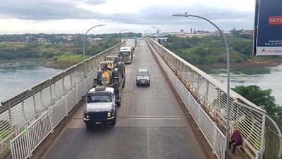 Brasil ofrece respaldo para reabrir el Puente de la Amistad