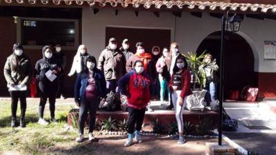 HOY / Casi 100 connacionales retornan a sus hogares tras culminar la cuarentena en albergues