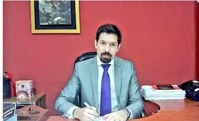 HOY / Fiscal Osmar Legal, sobre su recusación en el caso de la empresa ESSA de Villarrica