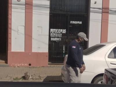 HOY / Allanan oficinas de la empresa ESSA en Villarica, tras denuncias