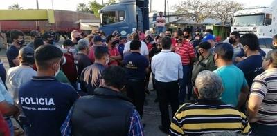 HOY / Camiones exigen a las autoridades explicaciones sobre el protocolo sanitario de transporte